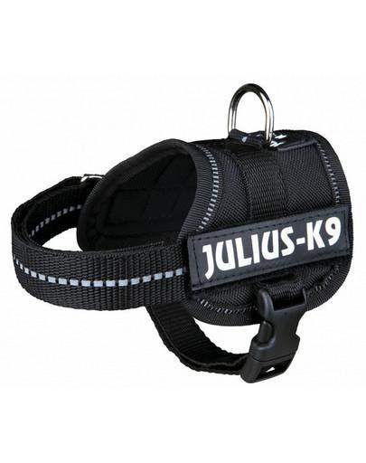 TRIXIE Szelki julius-k9 L - XL  71–96 cm czarne