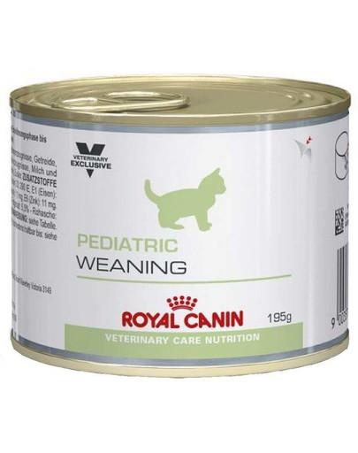 ROYAL CANIN Cat Pediatric predĺženej dojčenskej Konzerva 195 g