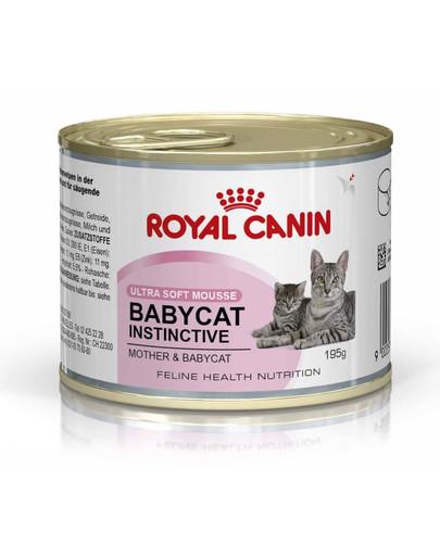 ROYAL CANIN Instinctive Babycat 195 g