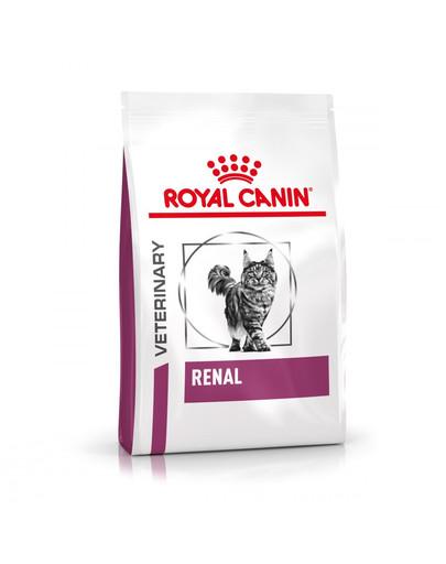 ROYAL CANIN Veterinary Diet Cat Renal 4 kg