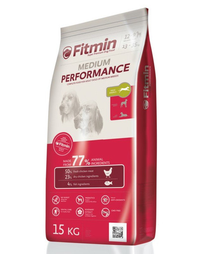 FITMIN Medium Performance 15 kg