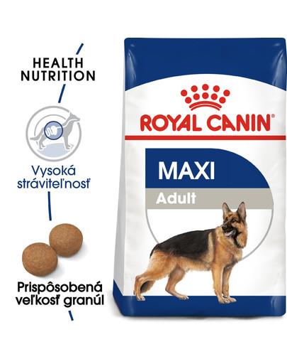 ROYAL CANIN Maxi Adult 4kg granule pre dospelé veľké psy