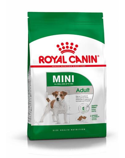 ROYAL CANIN Mini Adult 4kg granule pre dospelé malé psy