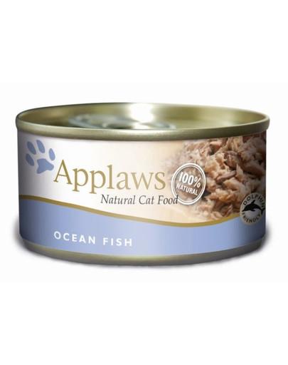 Applaws Konzerva pre mačky  morské ryby 70 g