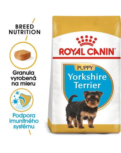 ROYAL CANIN Yorkshire Puppy 500g granule pre šteňa jorkšíra