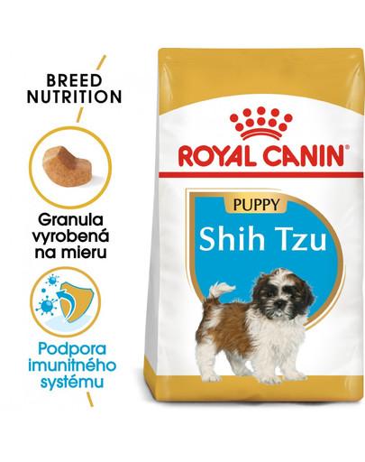 ROYAL CANIN Shih tzu 500g granule pre šteňa shih tzu