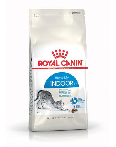 ROYAL CANIN Indoor 400g granule pre mačky žijúce vo vnútri