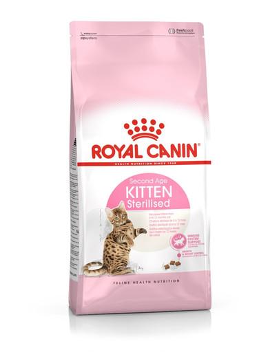 ROYAL CANIN Kitten Sterilised 400g granule pre kastrované mačiatka
