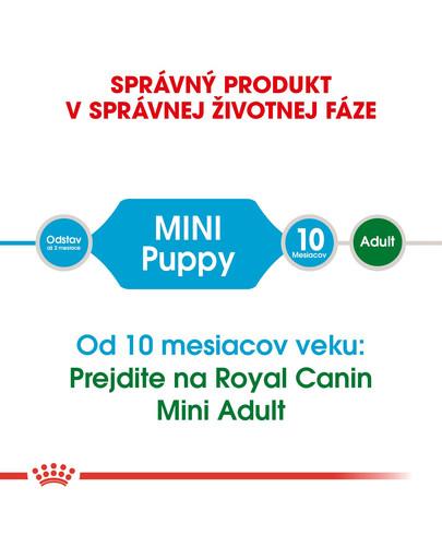 ROYAL CANIN Mini Puppy 8kg  granule pre malé šteňatá