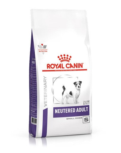 ROYAL CANIN Veterinary Care Dog Neutered adult small - 8 kg