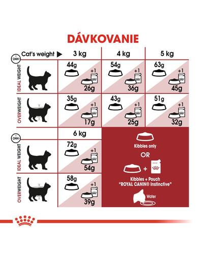 ROYAL CANIN Fit 4kg granule pre správnu kondíciu mačiek