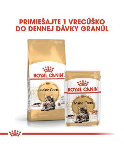 ROYAL CANIN Maine Coon Adult 4kg granule pre mainské mývalie mačky