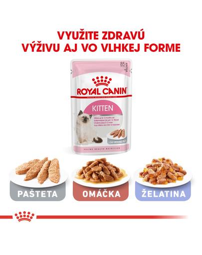 ROYAL CANIN Kitten 4 kg granule pre mačiatka
