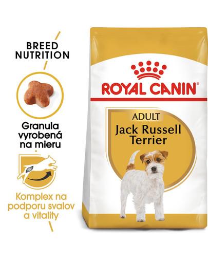 ROYAL CANIN Jack Russell Adult 500g granule pre dospelého jack russell teriéra