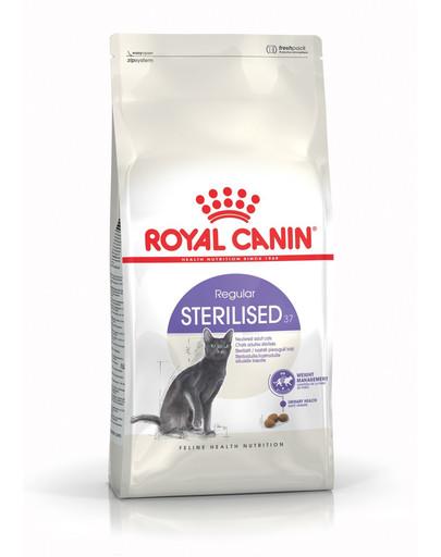 ROYAL CANIN Sterilised 4kg granule pre kastrované mačky