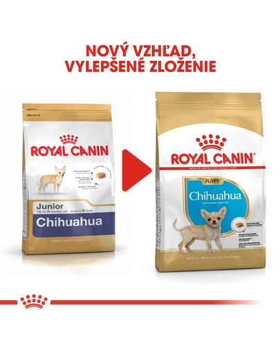 ROYAL CANIN Chihuahua Puppy 500g granule pre šteňa čivavy
