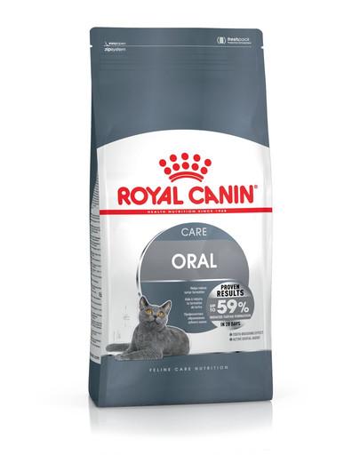 ROYAL CANIN Oral Care 3.4 kg granule pre mačky znižujúce tvorbu zubného kameňa
