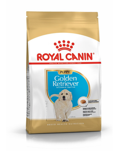 ROYAL CANIN Golden Retriever Puppy 3 kg granule pre šteňa zlatého retrievera
