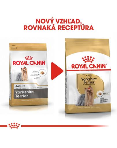 ROYAL CANIN Yorkshire Adult 500g granule pre dospelého jorkšírskeho teriéra