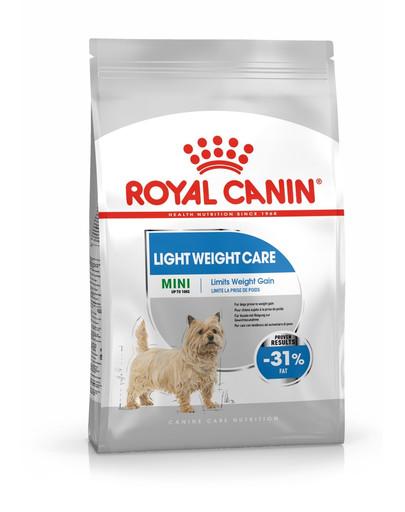 ROYAL CANIN Mini Light Weight Care 8kg dietní granule pre psov