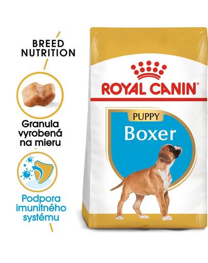 ROYAL CANIN Boxer Puppy 12 kg granule pre šteňa boxera