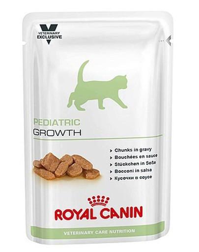 ROYAL CANIN VD Cat Pediatric growth kapsička 100 g