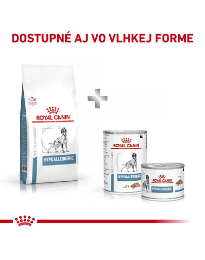 ROYAL CANIN Dog Hypoallergenic small 3.5 kg