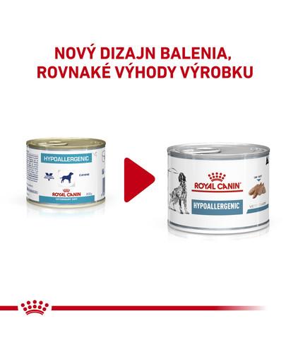 ROYAL CANIN Dog Hypoallergenic 200 g
