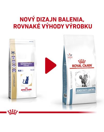 ROYAL CANIN Cat sensitivity control 0.4 kg