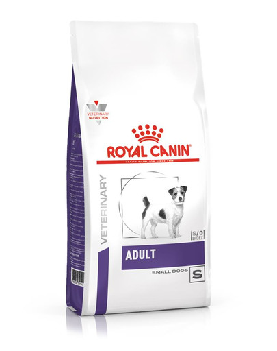 ROYAL CANIN Veterinary Care Dog Adult Small 4 kg