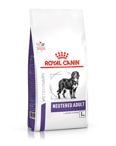 ROYAL CANIN Veterinary Care Dog Neutered Adult Large 12 kg