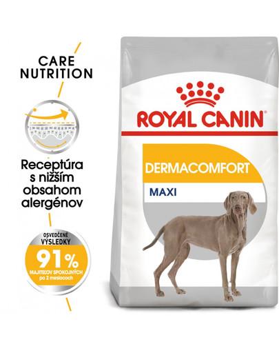 ROYAL CANIN Maxi dermacomfort 3 kg granule pre veľké psy s problémami s kožou
