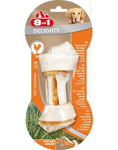 8in1 Delights žuvacie kosť M 70 g