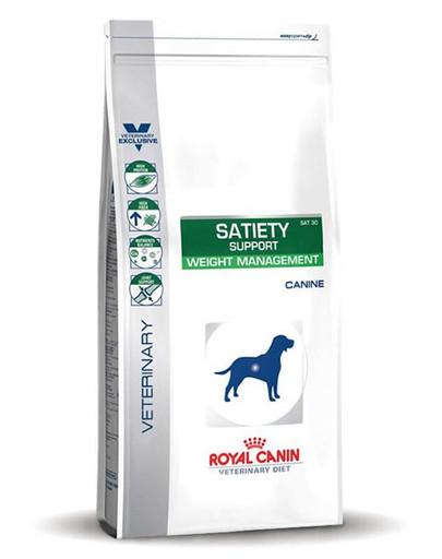 ROYAL CANIN Dog SATIETY support dog 6 kg
