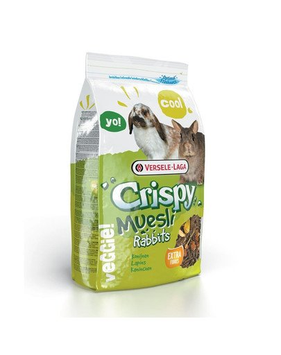 Versele-LAGA Prestige 1 kg crispy müsli pre králika