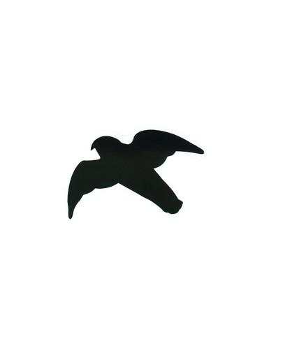 TRIXIE Sada samolepiek dravé vtáky 3 ks