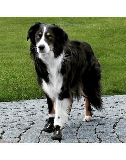 TRIXIE Ochranné topánky Walker Active, L-XL, 2 ks