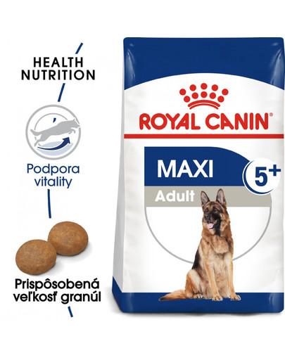 ROYAL CANIN Maxi Adult 5+ 4 kg granule pre dospelé starnúce veľké psy