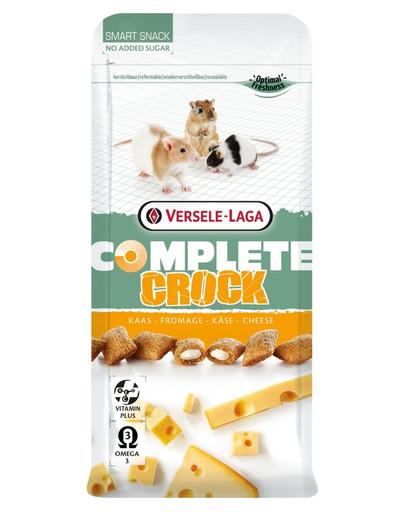 Versele-LAGA Crock Complete Cheese 50 g - Maškrta so syrom